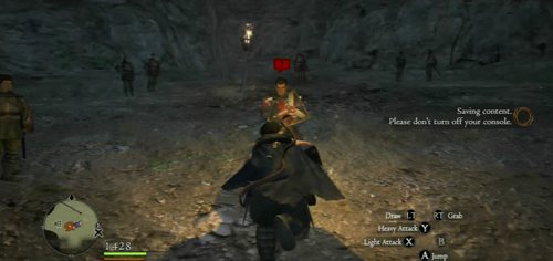 Talk to the local commander in front of the main gate - A Fortress Besieged - Act II - Dragons Dogma - Game Guide and Walkthrough