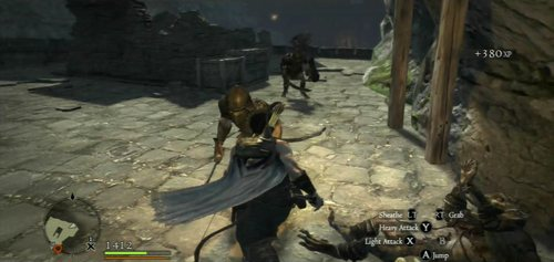 Take care of the guards - A Fortress Besieged - Act II - Dragons Dogma - Game Guide and Walkthrough