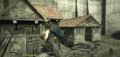 how to catch the kid eviction dragons dogma