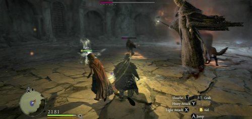 Wight and Lich | Bestiary - Dragon's Dogma: Dark Arisen Game Guide