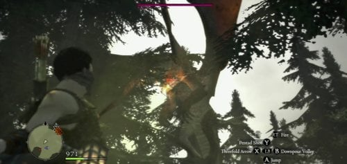 Characters with a high resistance can hold onto the Drake's chest and attack from there - Drake, Wyvern, Wyrm - Bestiary - Dragons Dogma - Game Guide and Walkthrough