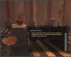 Steward Enno from Vardock - Nadoret Castle - p. 1 - Main quests - Drakensang: The River of Time - Game Guide and Walkthrough