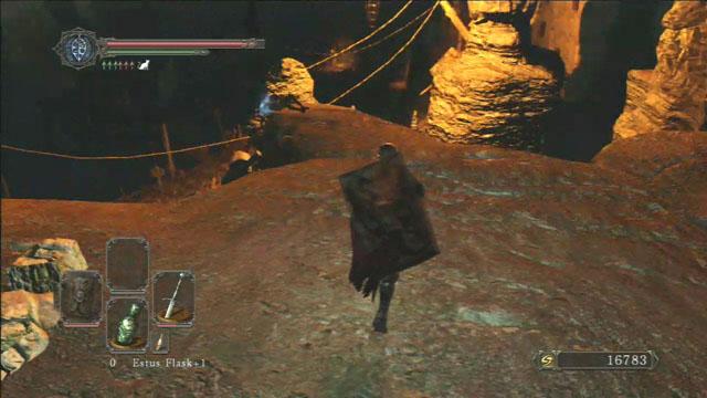 Recolha os itens.  - No Mans Wharf - Detonado - Dark Souls II - Guia do Jogo e Passo a passo