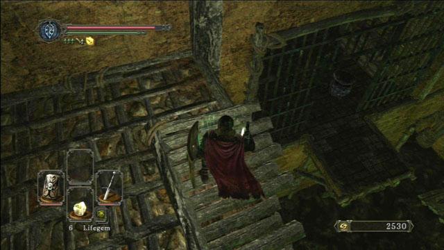 Ir abaixo.  - Colheita Valley - Passo a passo - Dark Souls II - Guia do Jogo e Passo a passo