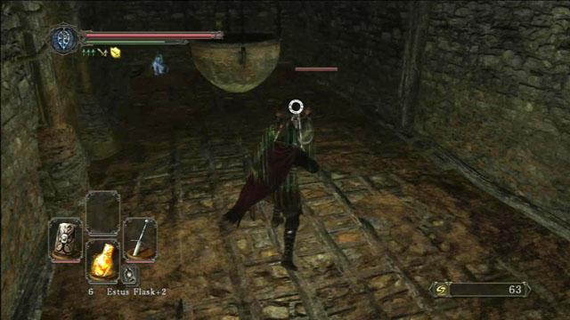 Derrote os guerreiros.  - Pico de terra - Passo a passo - Dark Souls II - Guia do Jogo e Passo a passo