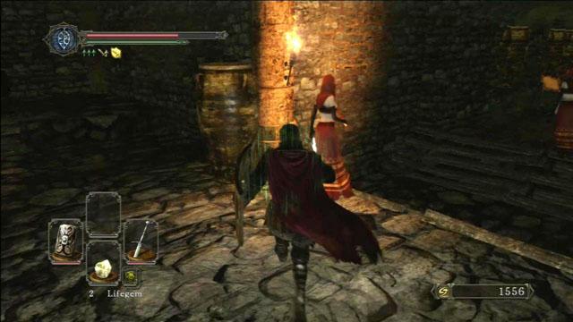 Derrote os inimigos.  - Pico de terra - Passo a passo - Dark Souls II - Guia do Jogo e Passo a passo