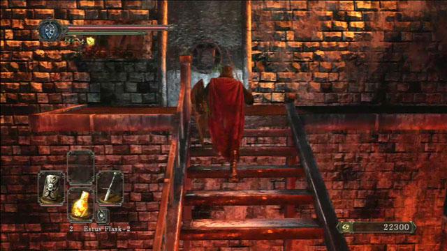 Gire a válvula.  - Manter Ferro - viagem pela fortaleza - Detonado - Dark Souls II - Guia do Jogo e Passo a passo