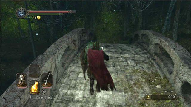 Atravesse a ponte - Huntsmans Bosque - o caminho para o Purgatório Mortos-Vivos - Detonado - Dark Souls II - Guia do Jogo e Passo a passo