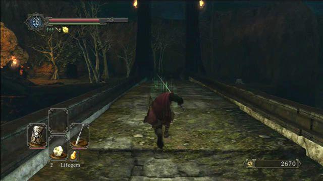 Executar toda a ponte - Huntsmans Bosque - o caminho através das montanhas - Detonado - Dark Souls II - Guia do Jogo e Passo a passo