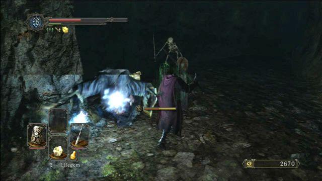 Derrote o mago - Huntsmans Bosque - o caminho através das montanhas - Detonado - Dark Souls II - Guia do Jogo e Passo a passo