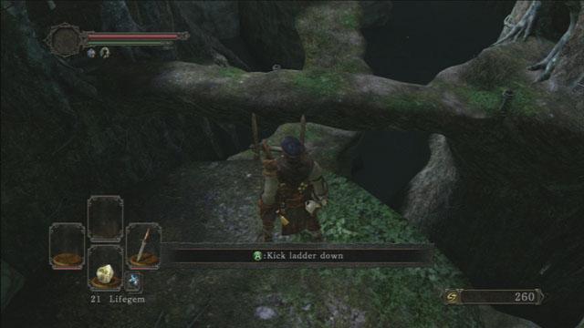 Chute a escada - Coisas Betwixt - Detonado - Dark Souls II - Guia do Jogo e Passo a passo