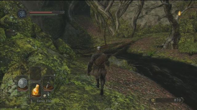 Atravesse a ponte - Forest of the Giants Derrotados (I) - Passo a passo - Dark Souls II - Guia de jogo e passo a passo