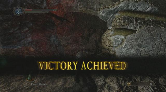 Você conseguiu - The Last Gigante - Como derrotar um chefe - Dark Souls II - Guia do Jogo e Passo a passo