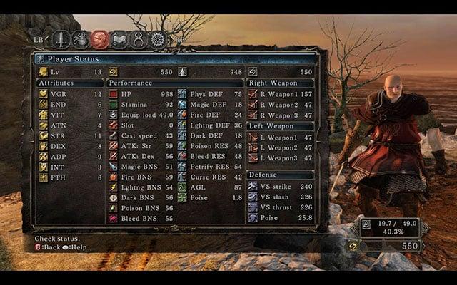 Stats | Basics - Dark Souls II Game Guide & Walkthrough