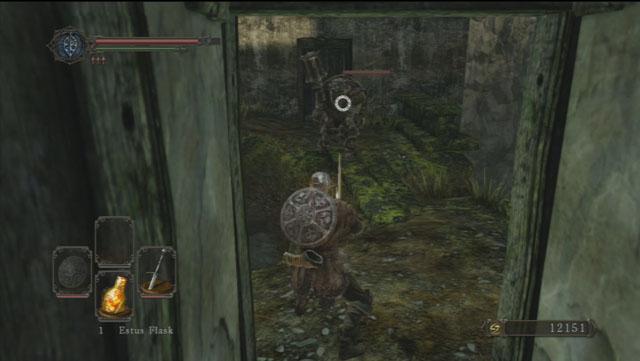 Derrote os inimigos.  - Forest of the Giants caídos - Vamos seguir em frente - Detonado - Dark Souls II - Guia do Jogo e Passo a passo