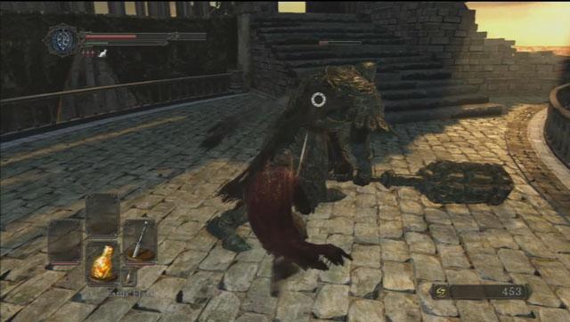 Após a luta, o inimigo não vai renascer.  - Heides Tower Of Flame - Detonado - Dark Souls II - Guia do Jogo e Passo a passo