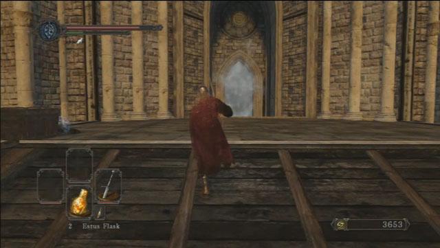 Colete os itens e passe pela névoa.  - Heides Tower Of Flame - Detonado - Dark Souls II - Guia do Jogo e Passo a passo
