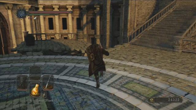 Abra o peito.  - Heides Tower Of Flame - Detonado - Dark Souls II - Guia do Jogo e Passo a passo