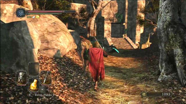 Fale com o personagem - protegido madeiras - Detonado - Dark Souls II - Guia do Jogo e Passo a passo