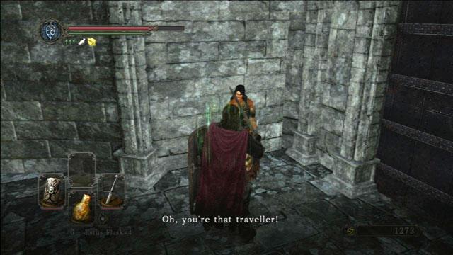 Fale com Rosabeth - Sombreado madeiras - Detonado - Dark Souls II - Guia do Jogo e Passo a passo