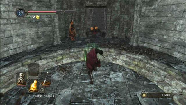 Matar o sapo - protegido madeiras - Detonado - Dark Souls II - Guia do Jogo e Passo a passo