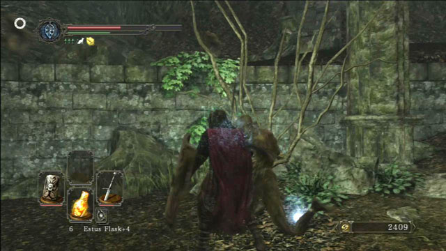 Derrote os adversários - Sombreado madeiras - Detonado - Dark Souls II - Guia do Jogo e Passo a passo