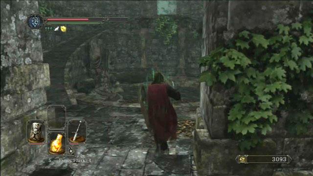 Acenda uma fogueira - Sombreado madeiras - Detonado - Dark Souls II - Guia do Jogo e Passo a passo