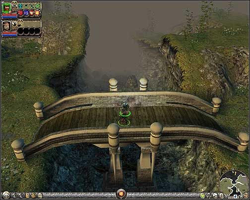 You have a date with Minli here - Chapter II - Side quests - Chapter II - Dungeon Siege II: Broken World - Game Guide and Walkthrough