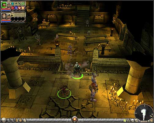 Vai'kesh Sanctuary - how romantic! - Chapter II - Side quests - Chapter II - Dungeon Siege II: Broken World - Game Guide and Walkthrough