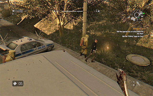 how to get firecrackers in dying light