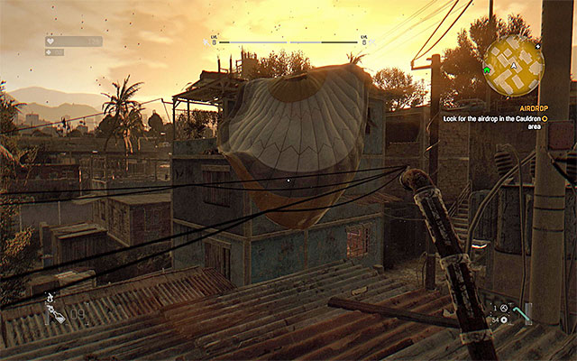 3 airdrop main quests the slums dying light game guide 3 airdrop main quests the slums ccuart Images