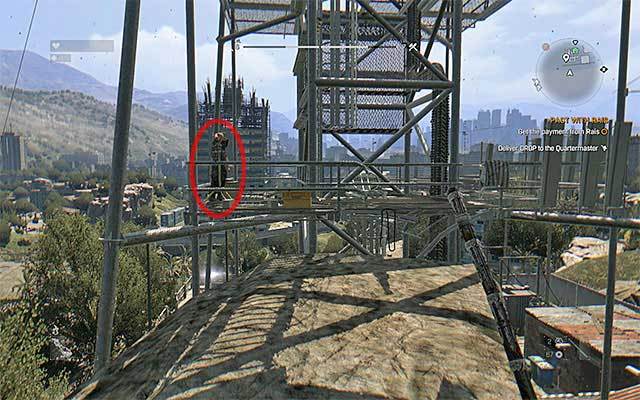 6 prodigal son side quests the slums dying light game guide jump onto the metal platform on the radio tower 6 prodigal son malvernweather