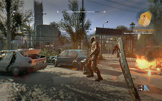 6 prodigal son side quests the slums dying light game guide kill all the zombie around the motel and close the only entrance to this location malvernweather Images