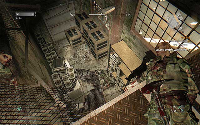 How To Open Tunnel Side Room Dying Light