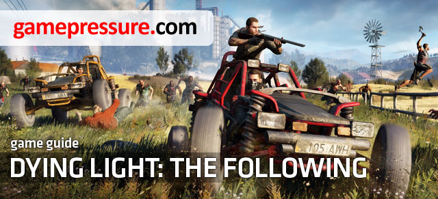dying light the following how to start quest