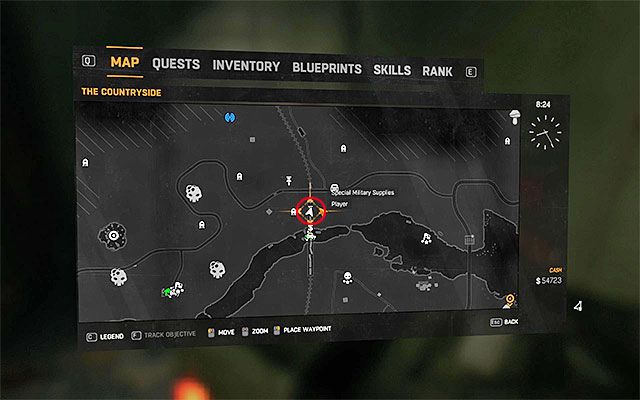 How to get the best parts the buggy dying light the following the blueprint can be found inside a wagon in the southern part of the map malvernweather Image collections