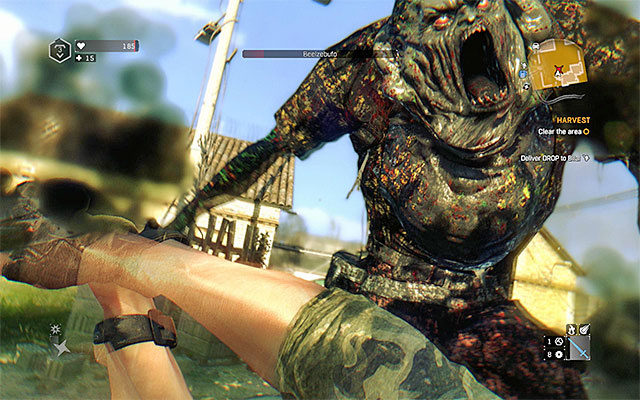 dying light how to kill holler