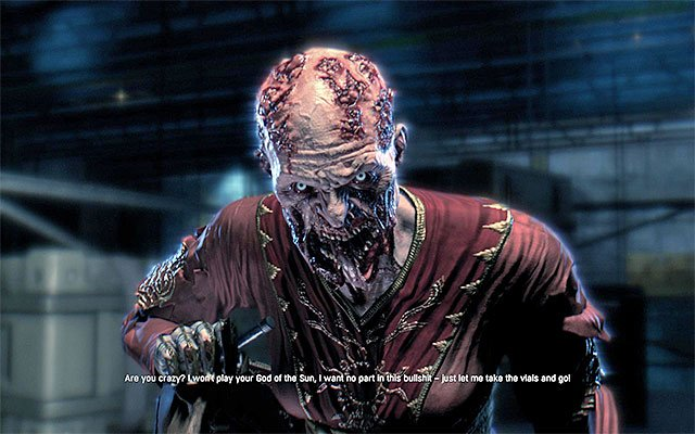 dying light how to kill the demolisher