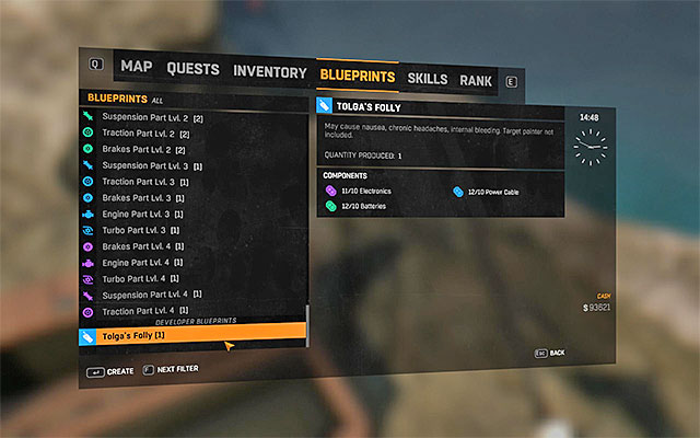 How to obtain the button easter egg secrets dying light open your inventory go to the blueprints tab and scroll all the way down malvernweather