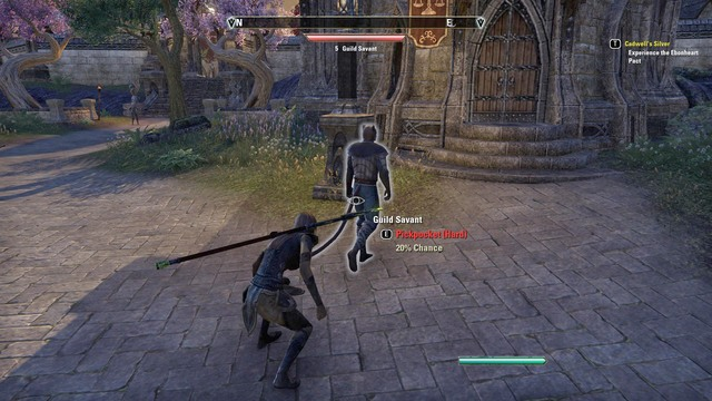 Stealing is one of the activities available in the game - 6. World exploration - The Elder Scrolls Online in 10 Easy Steps - The Elder Scrolls Online Game Guide