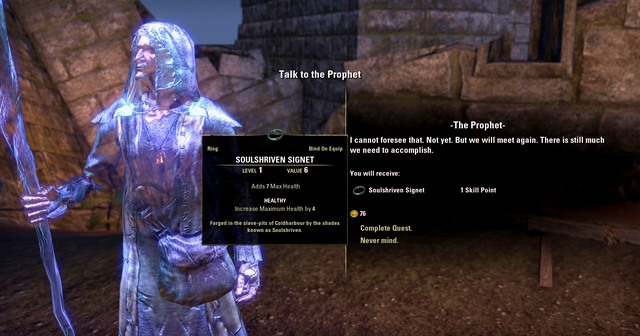 A Quest - 1. The Hero - The Elder Scrolls Online in 10 Easy Steps - The Elder Scrolls Online Game Guide