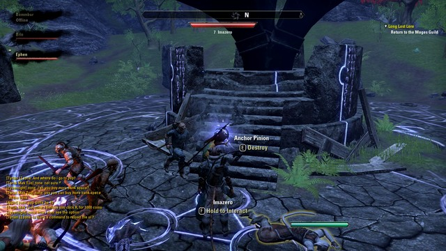 A group - 2. The group and guilds - The Elder Scrolls Online in 10 Easy Steps - The Elder Scrolls Online Game Guide