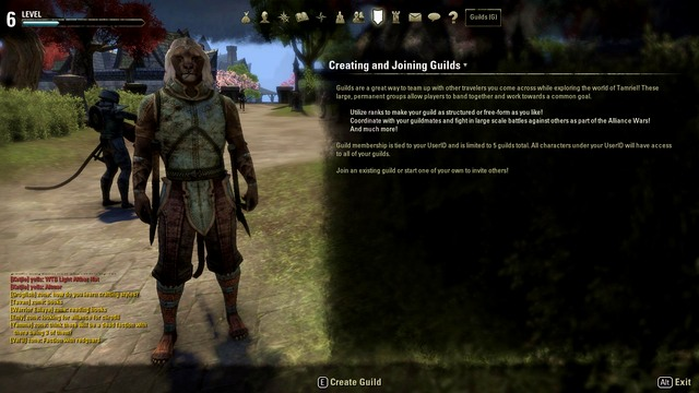 A guild - 2. The group and guilds - The Elder Scrolls Online in 10 Easy Steps - The Elder Scrolls Online Game Guide