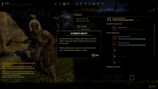 The ultimate ability - 3. Combat - The Elder Scrolls Online in 10 Easy Steps - The Elder Scrolls Online Game Guide
