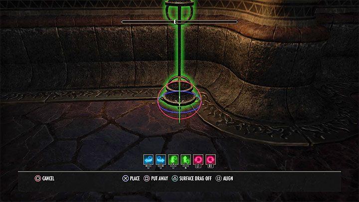 Как только вы окажетесь в своем доме, вы можете нажать кнопку, которая запускает Housing Editor - ESO: собственный дом, недвижимость - как купить? - Руководство по игре - Онлайн руководство The Elder Scrolls
