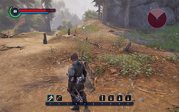 Where to find better weapons at the start? - Elex Game Guide