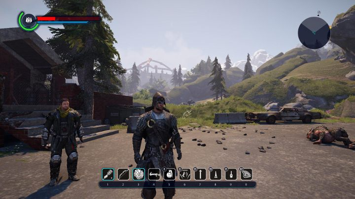 Character development, attributes and abilities - Elex Game