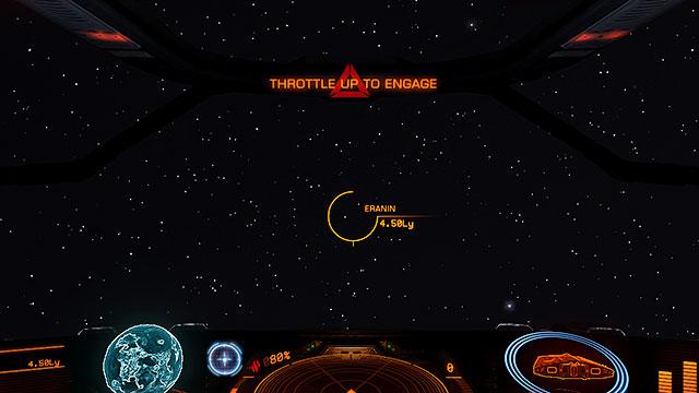Frame Shift Drive | Travelling - Elite: Dangerous Game ...