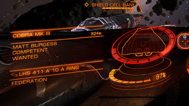 how to find targets in res sites elite dangerous