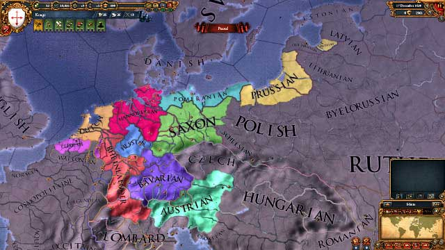 Culture | Religion and culture - Europa Universalis IV Game Guide